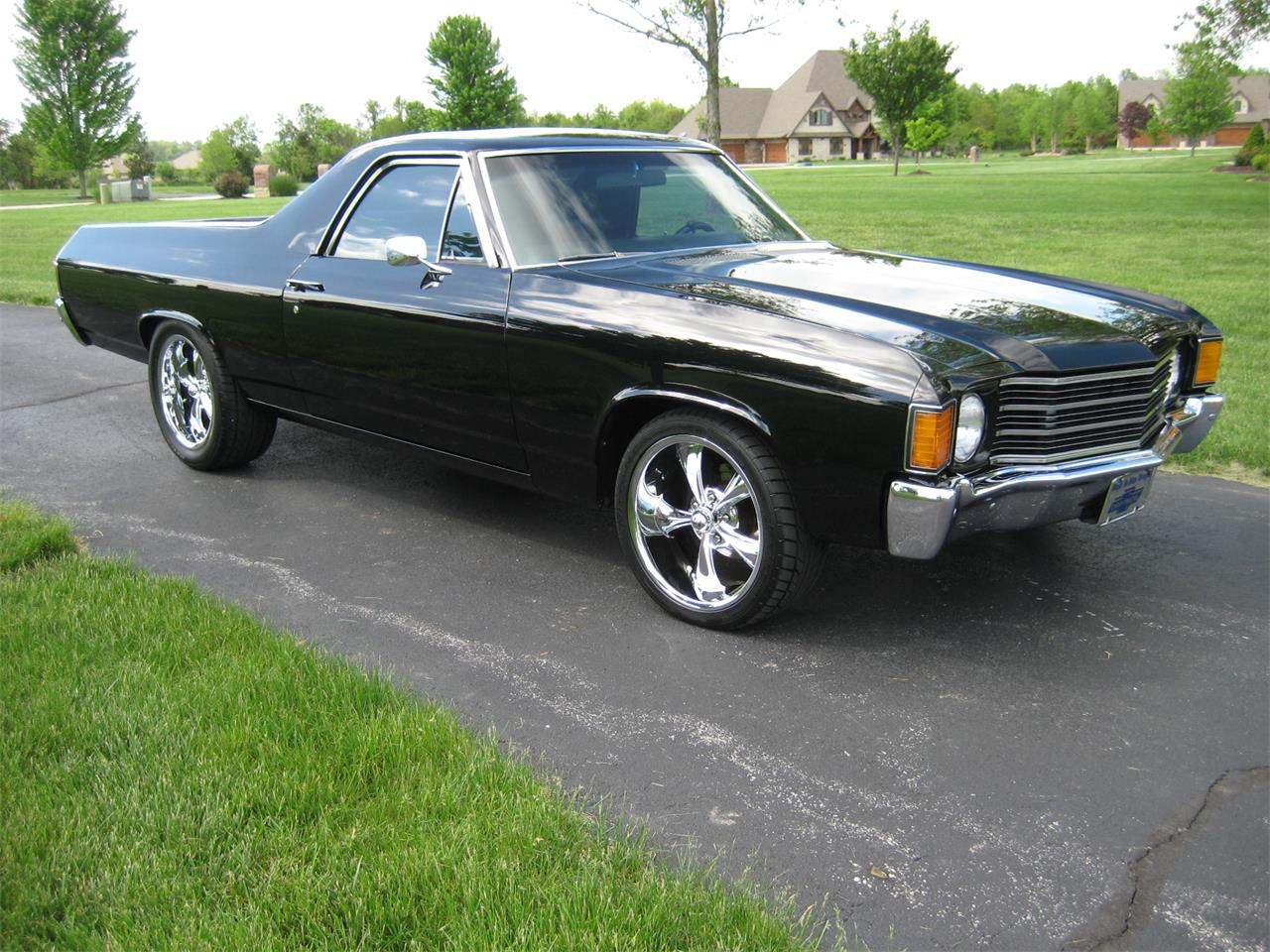 Large Picture of '72 El Camino - QA95