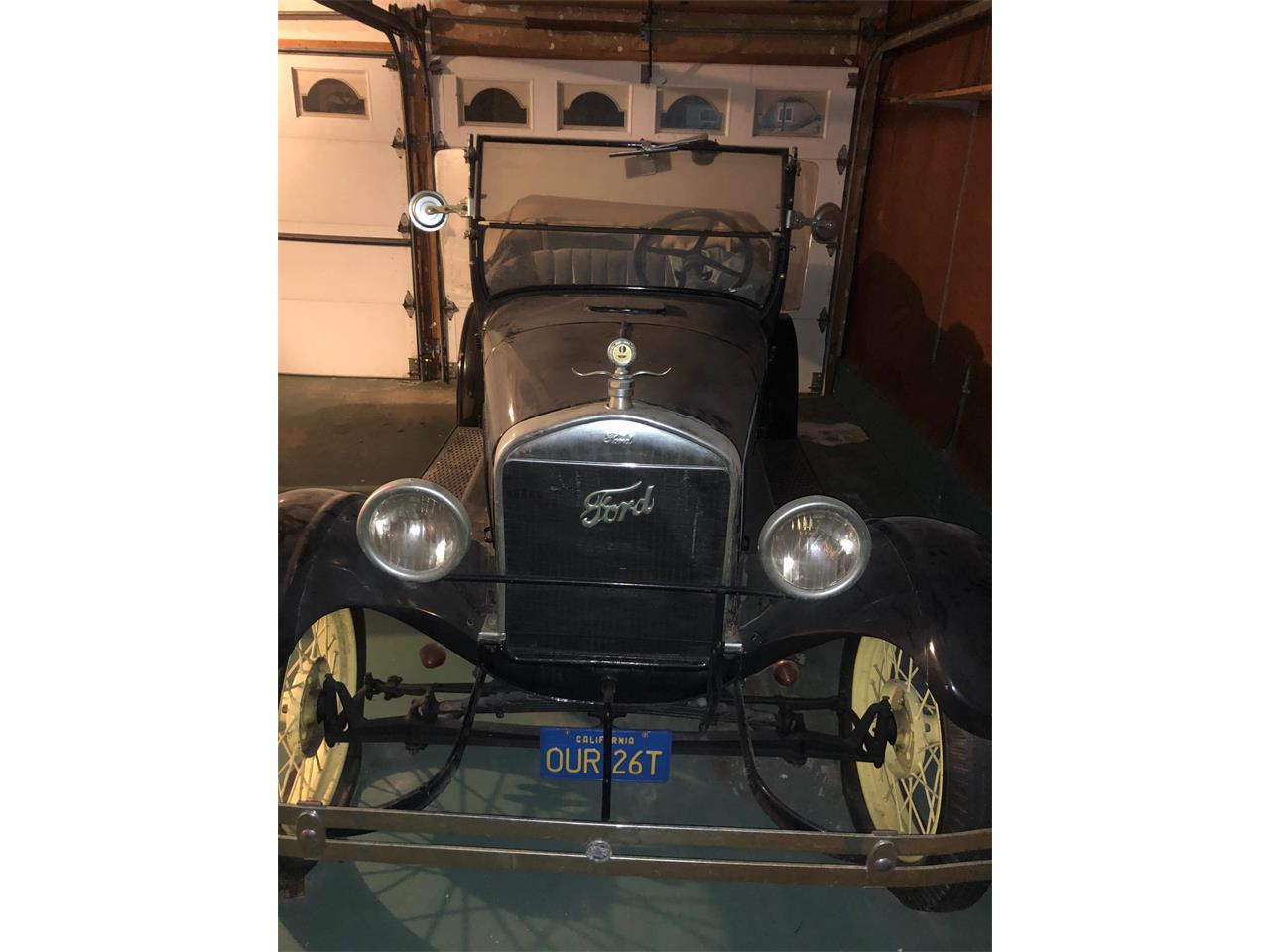 Large Picture of '26 Model T - QA98