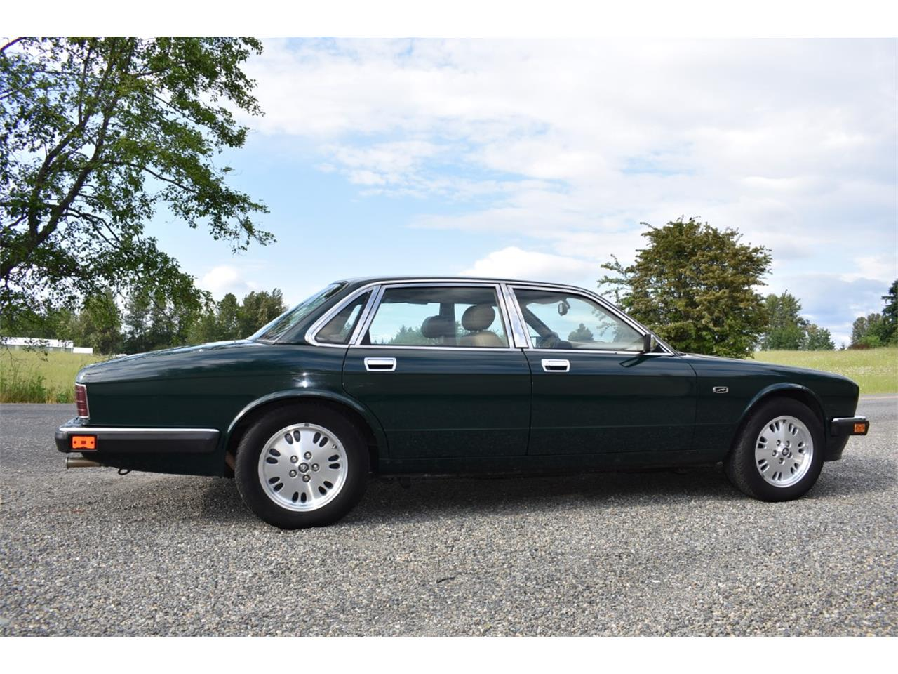 Large Picture of '94 XJ6 - Q5UJ