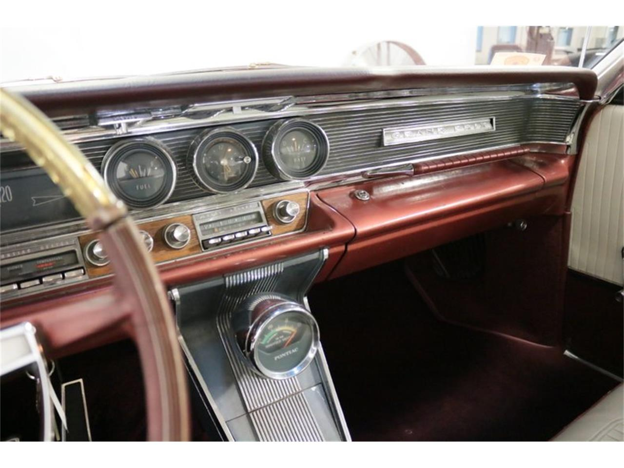 Large Picture of Classic 1964 Pontiac Grand Prix located in Texas Offered by Streetside Classics - Dallas / Fort Worth - QA9B