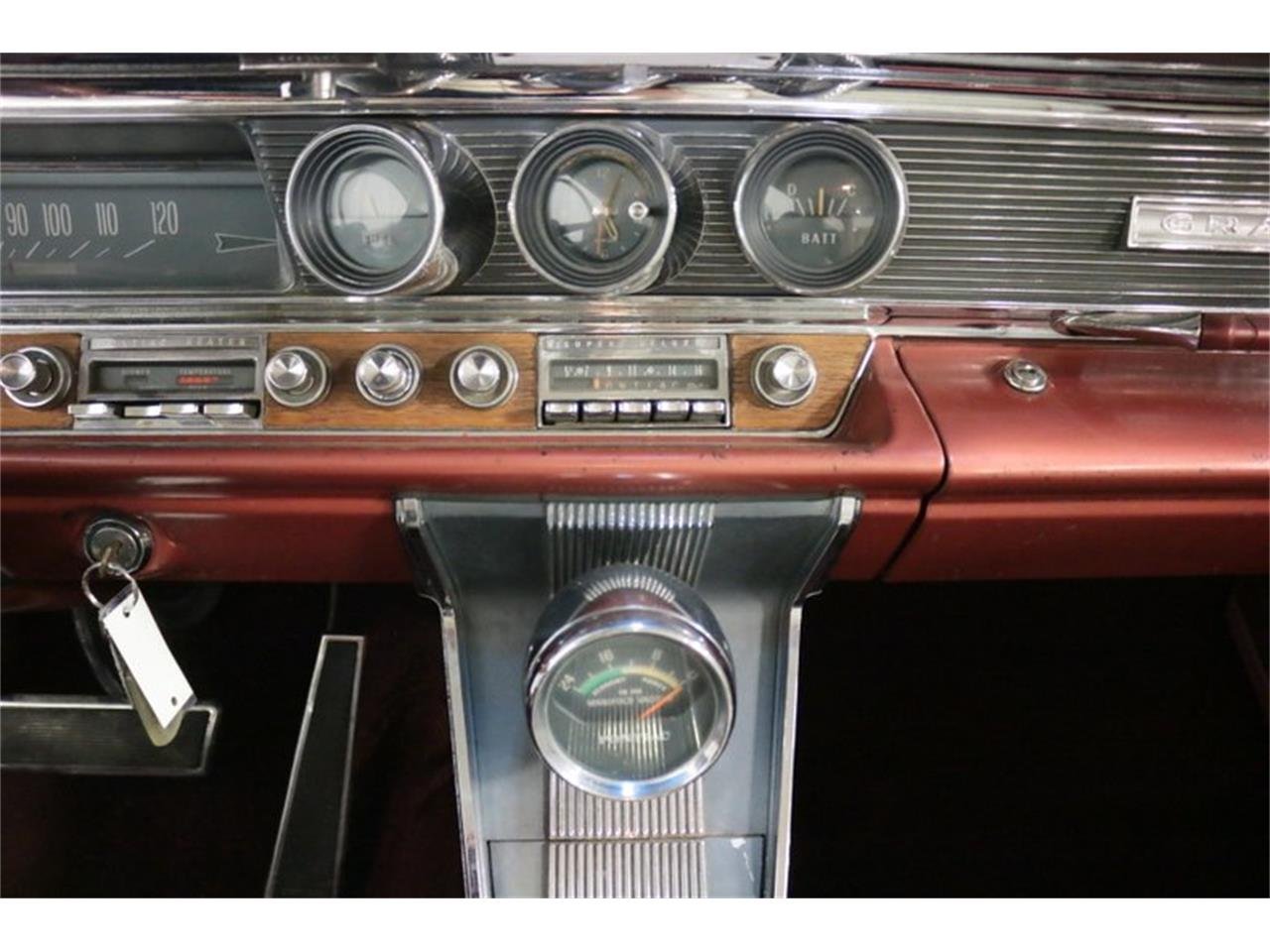 Large Picture of Classic '64 Grand Prix located in Ft Worth Texas - $16,995.00 - QA9B