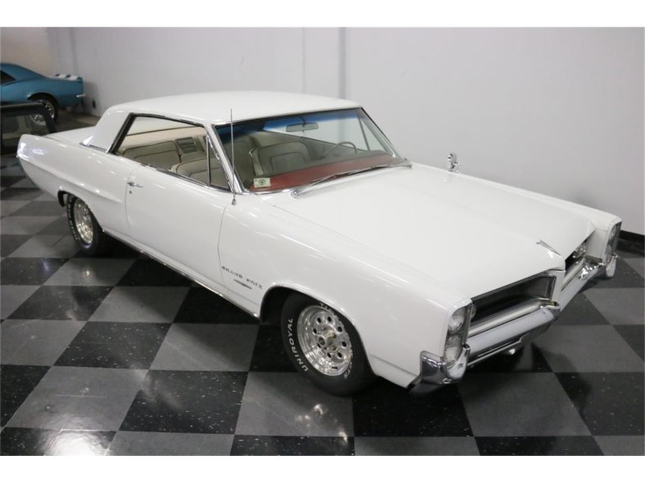 Large Picture of '64 Grand Prix - $16,995.00 Offered by Streetside Classics - Dallas / Fort Worth - QA9B