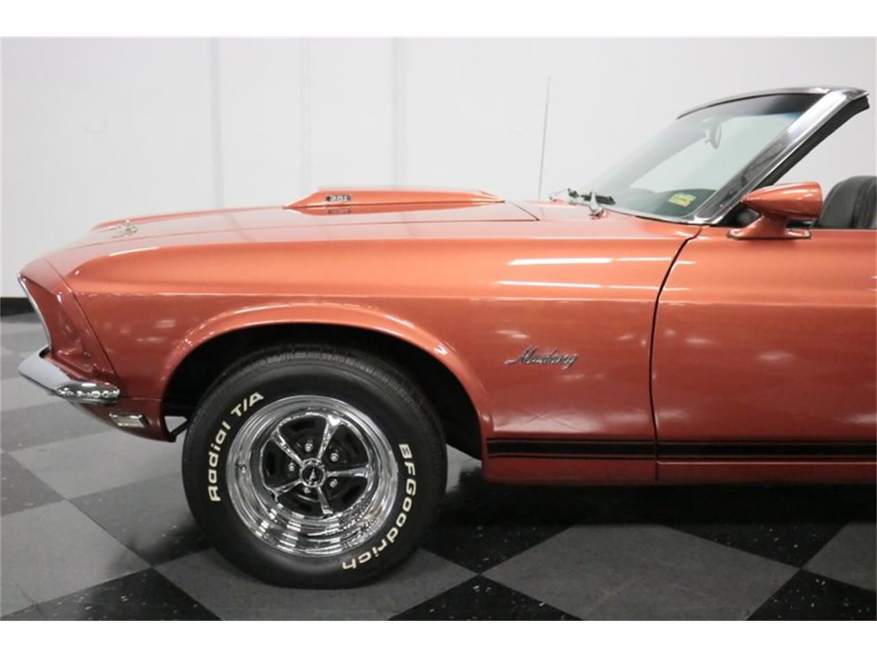 Large Picture of '69 Mustang - QA9D