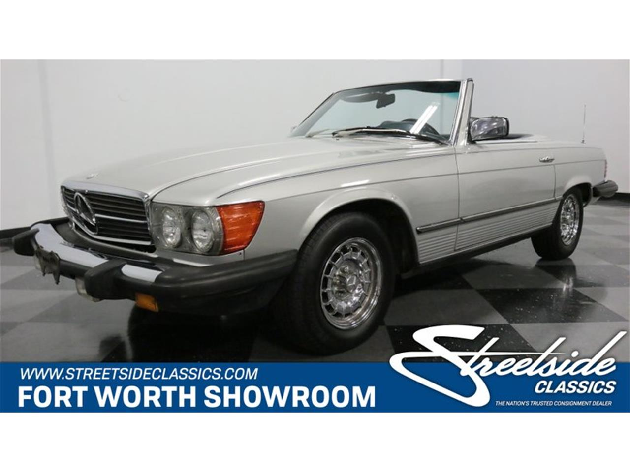 Large Picture of '81 380SL - QA9F