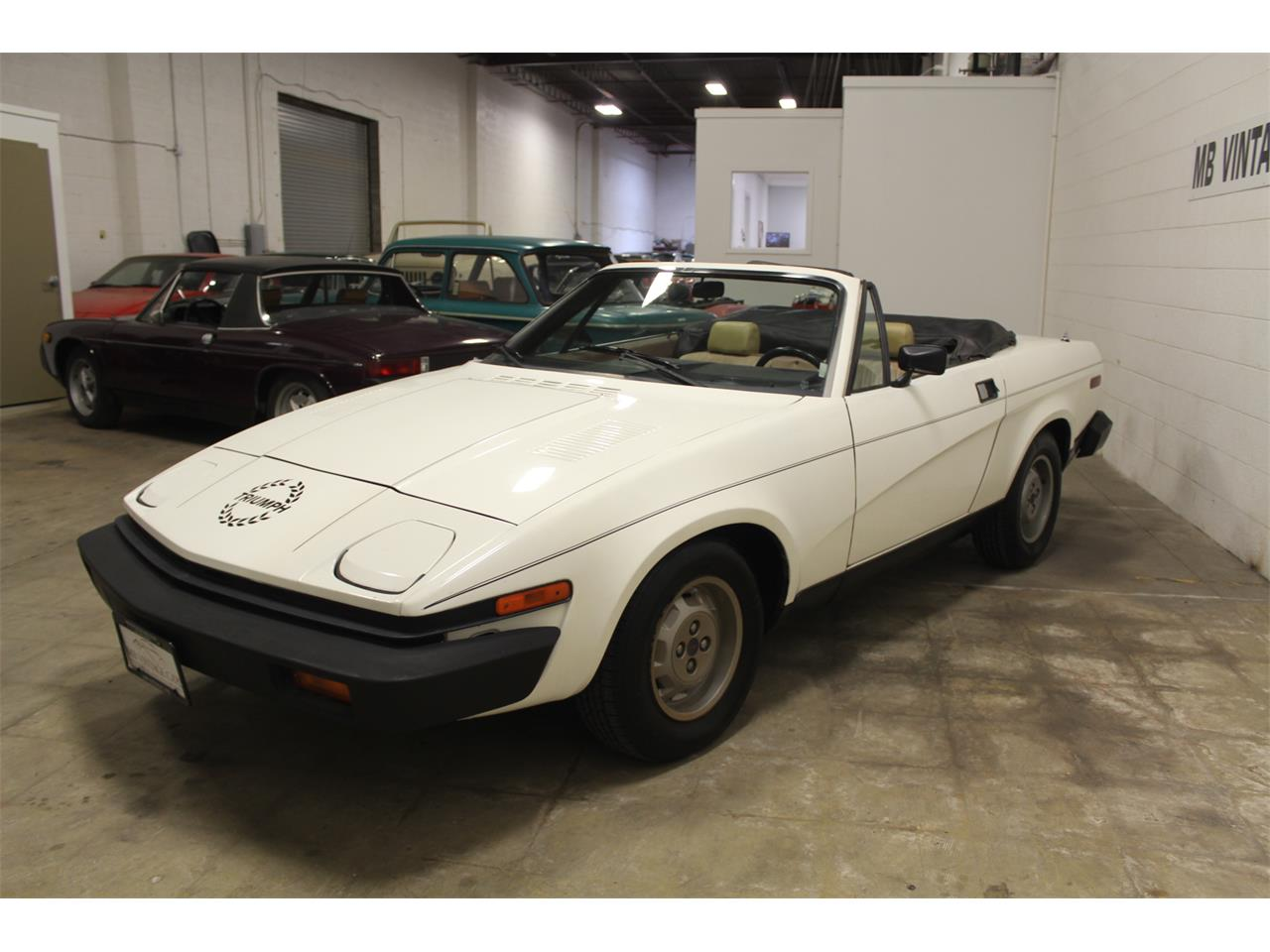 Large Picture of 1979 Triumph TR7 Offered by MB Vintage Cars Inc - Q5UK