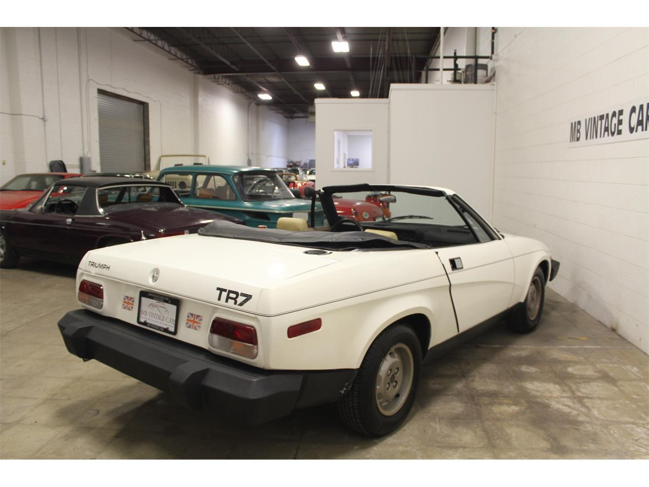 Large Picture of '79 TR7 located in Ohio - Q5UK