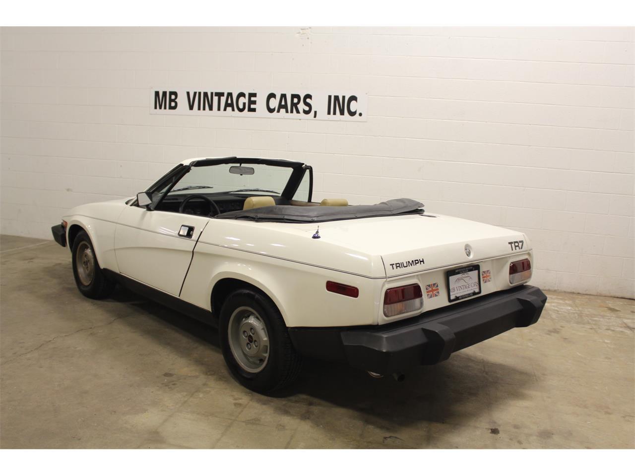 Large Picture of 1979 Triumph TR7 - $7,950.00 - Q5UK