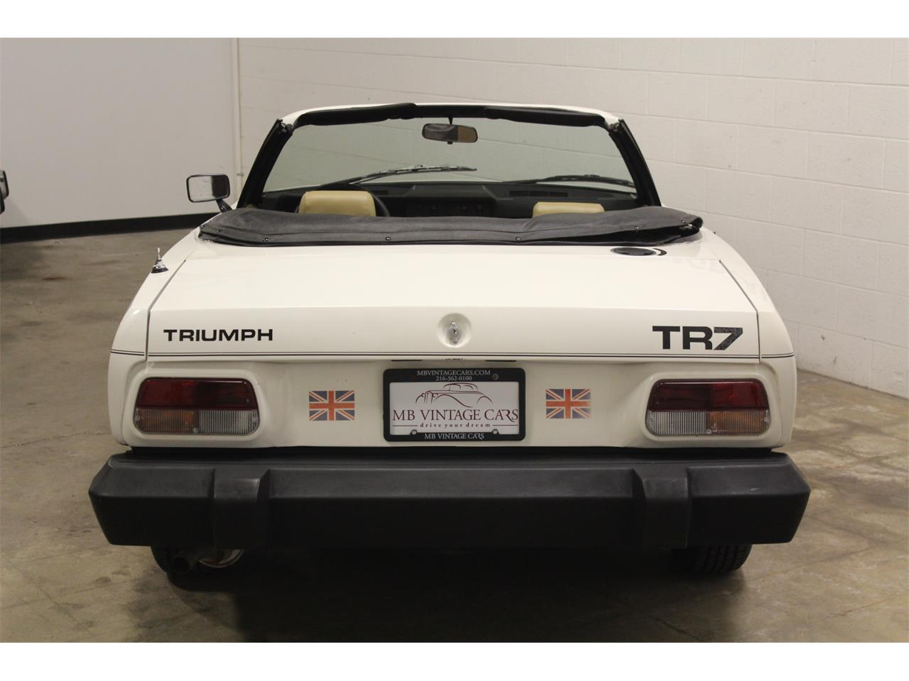 Large Picture of '79 TR7 located in Ohio Offered by MB Vintage Cars Inc - Q5UK
