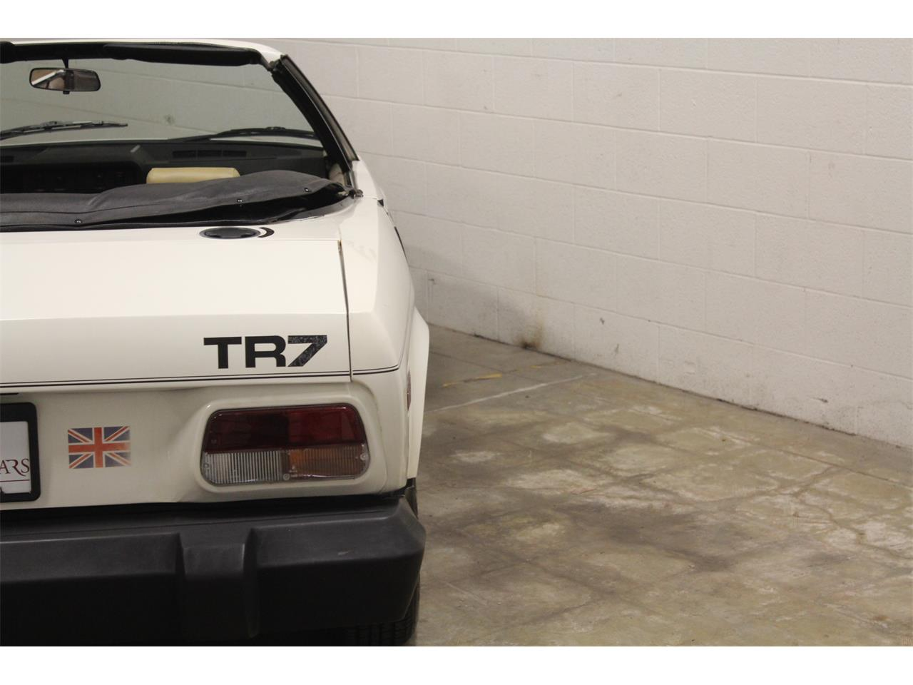 Large Picture of '79 Triumph TR7 located in Cleveland Ohio - $7,950.00 Offered by MB Vintage Cars Inc - Q5UK