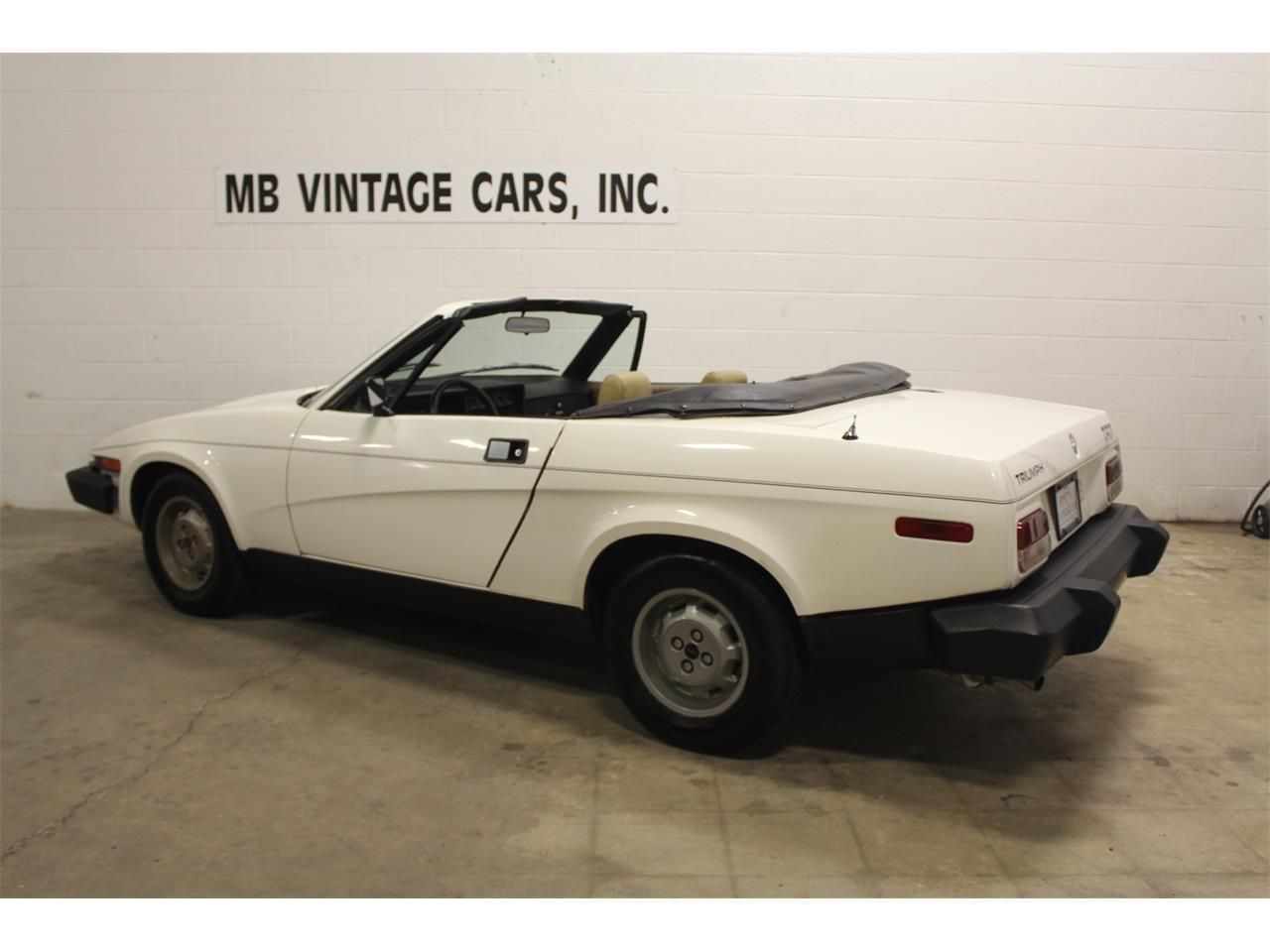 Large Picture of '79 Triumph TR7 - $7,950.00 - Q5UK