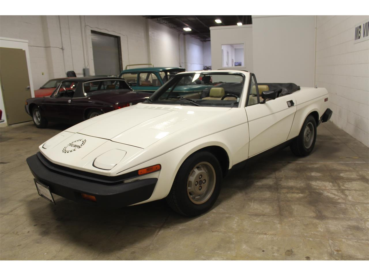 Large Picture of 1979 TR7 located in Ohio Offered by MB Vintage Cars Inc - Q5UK