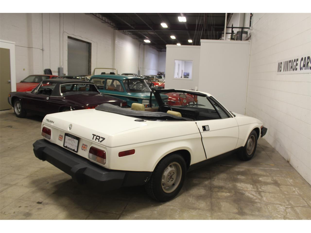 Large Picture of '79 TR7 - $7,950.00 Offered by MB Vintage Cars Inc - Q5UK