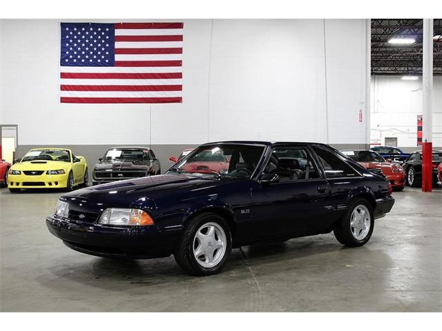 Picture of '93 Mustang - QA9O