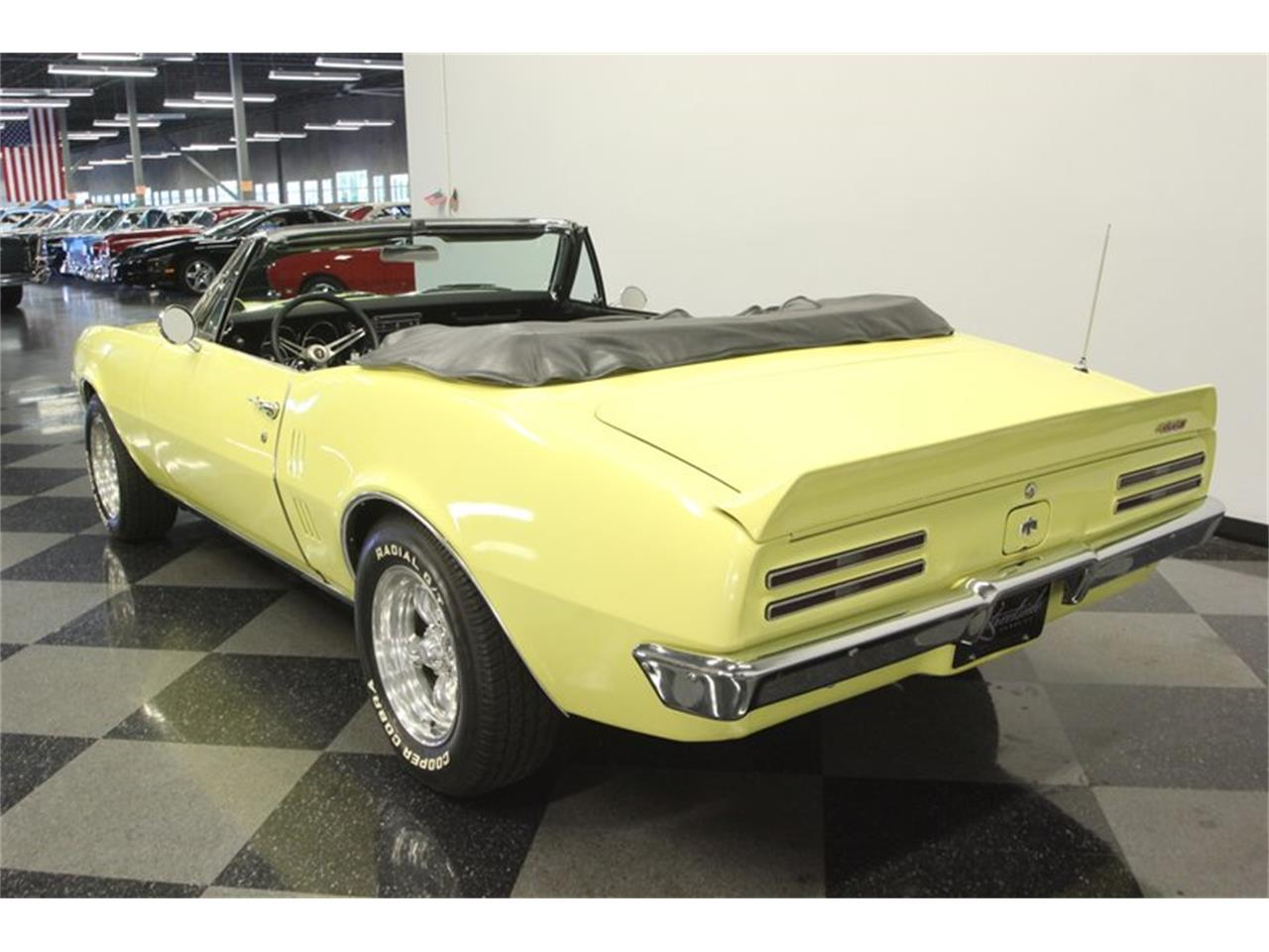 Large Picture of '67 Firebird - QA9R
