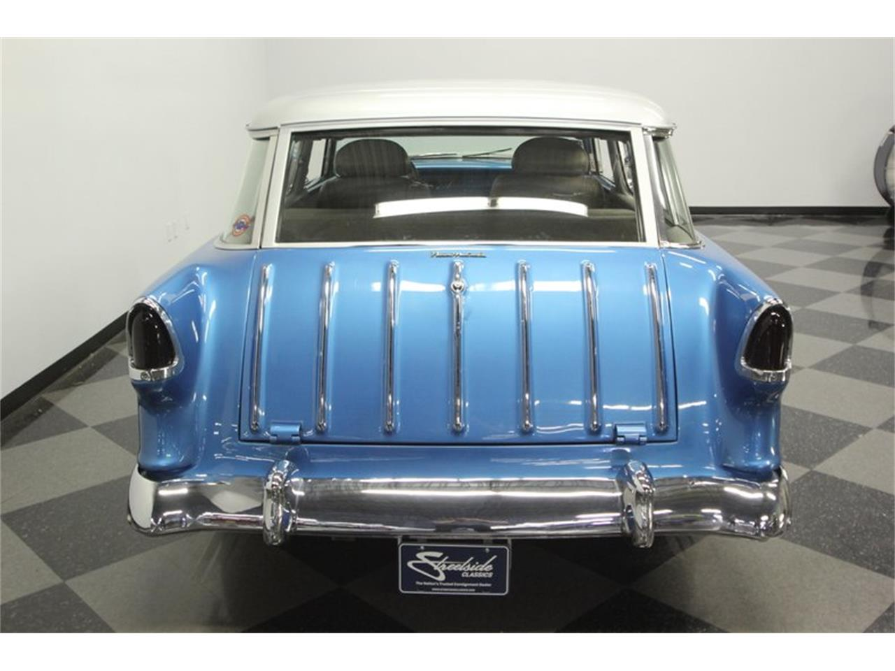 Large Picture of Classic '55 Nomad - QA9W