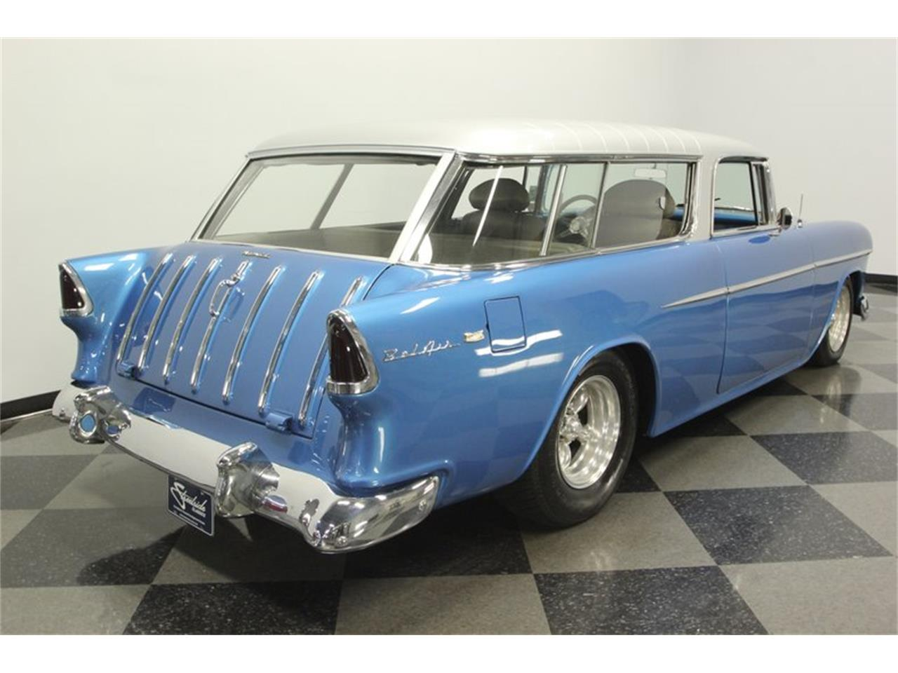Large Picture of 1955 Chevrolet Nomad located in Florida - QA9W