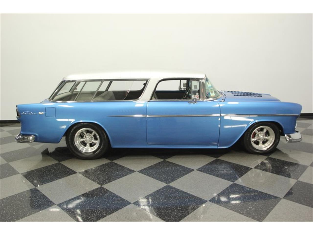 Large Picture of Classic 1955 Chevrolet Nomad Offered by Streetside Classics - Tampa - QA9W