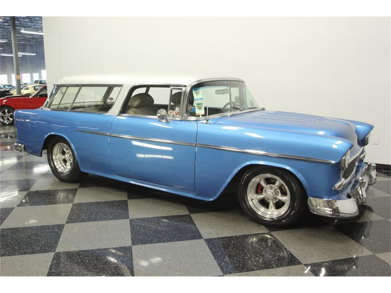Large Picture of 1955 Nomad - QA9W