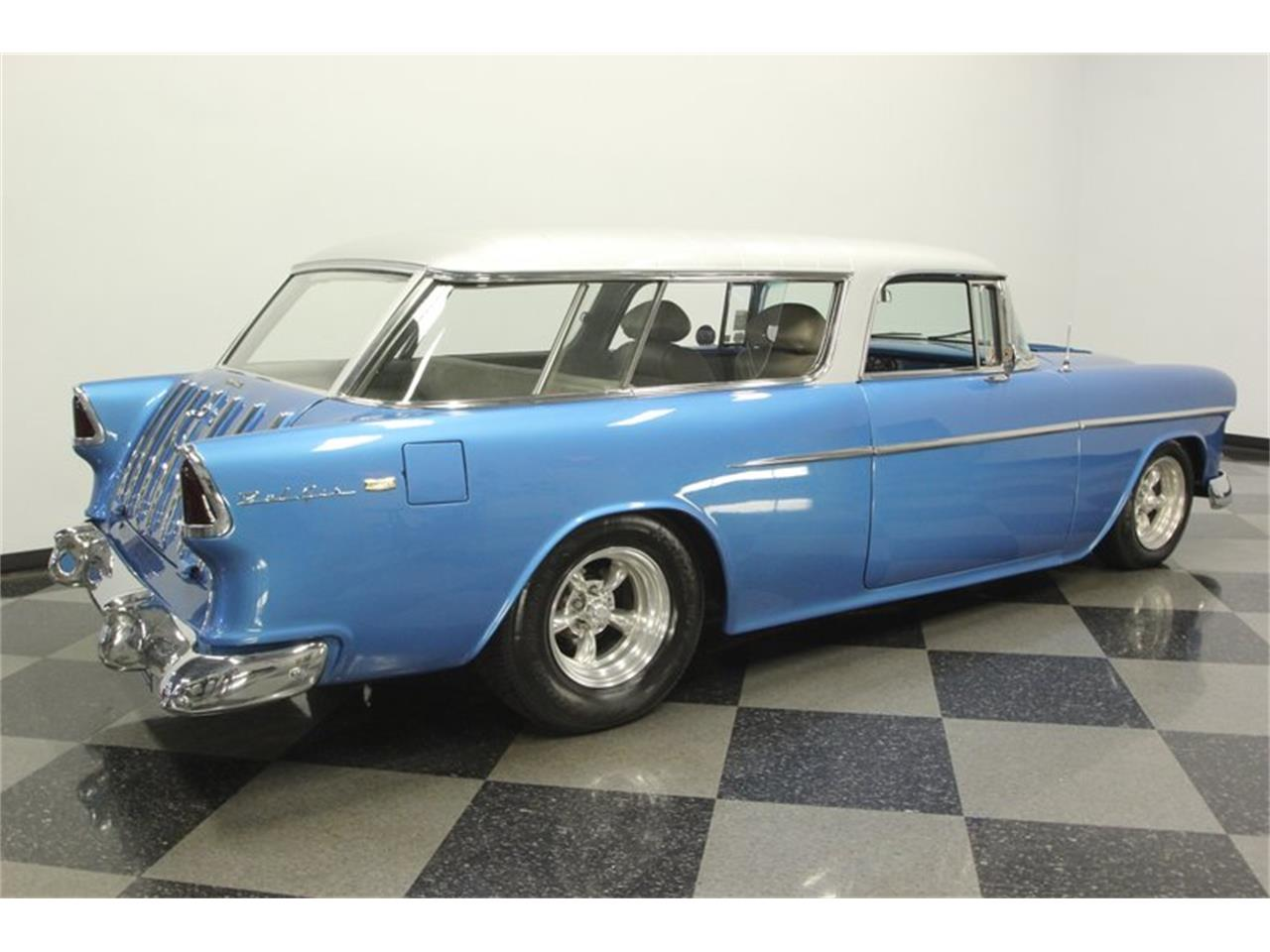Large Picture of Classic '55 Chevrolet Nomad located in Florida - $64,995.00 Offered by Streetside Classics - Tampa - QA9W