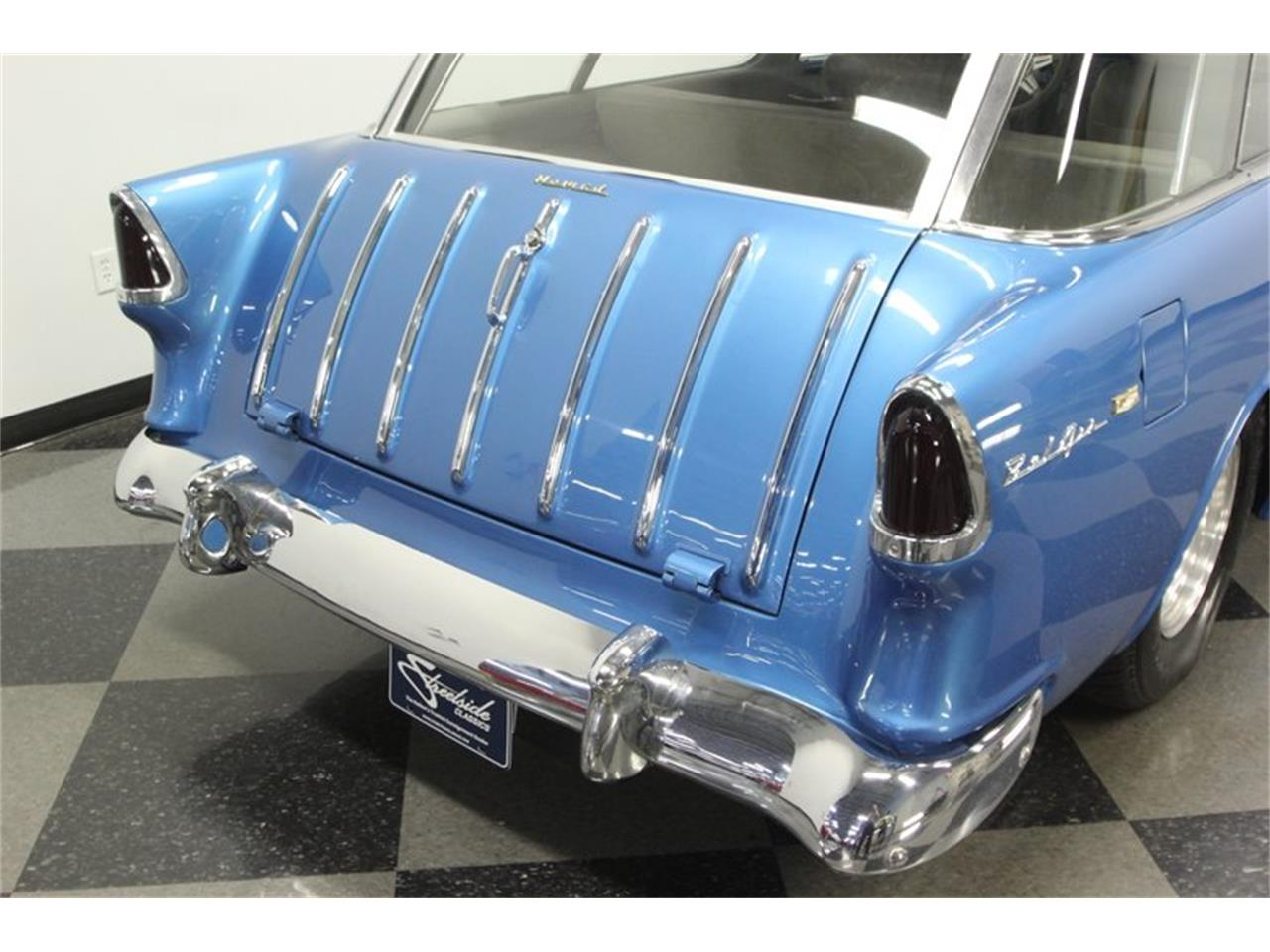 Large Picture of Classic '55 Chevrolet Nomad - QA9W