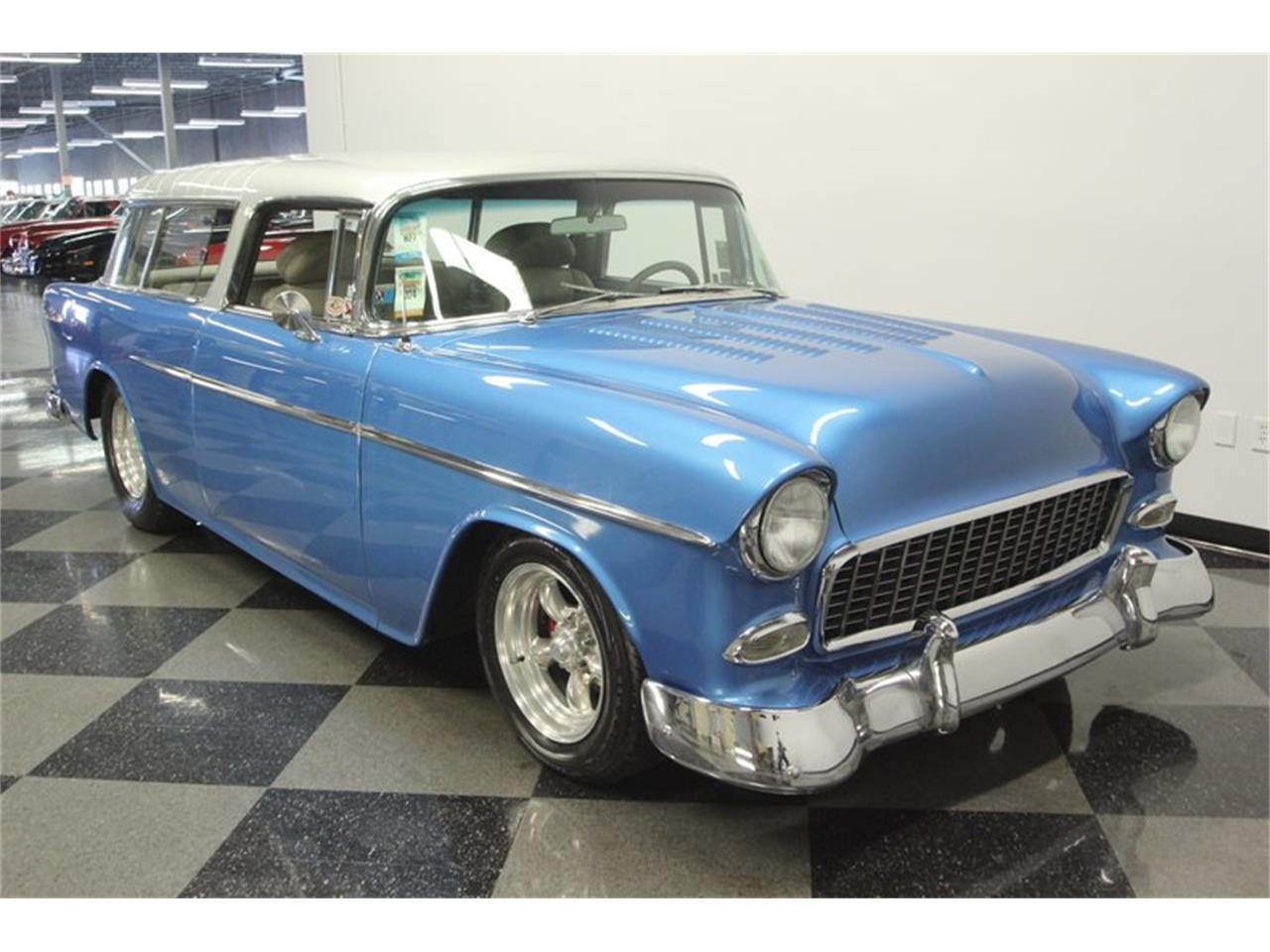 Large Picture of Classic 1955 Chevrolet Nomad located in Florida - QA9W