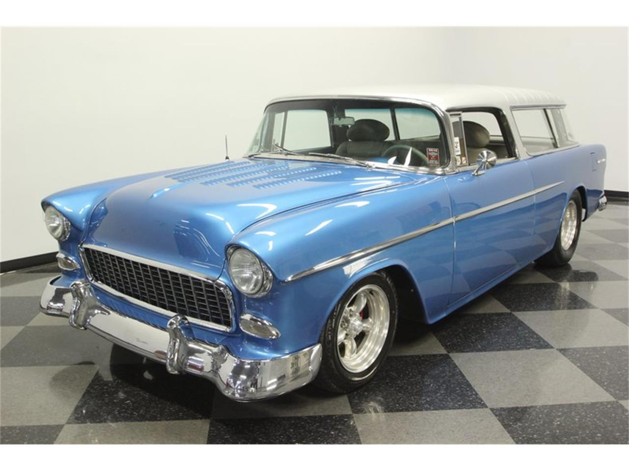 Large Picture of '55 Chevrolet Nomad located in Lutz Florida - QA9W