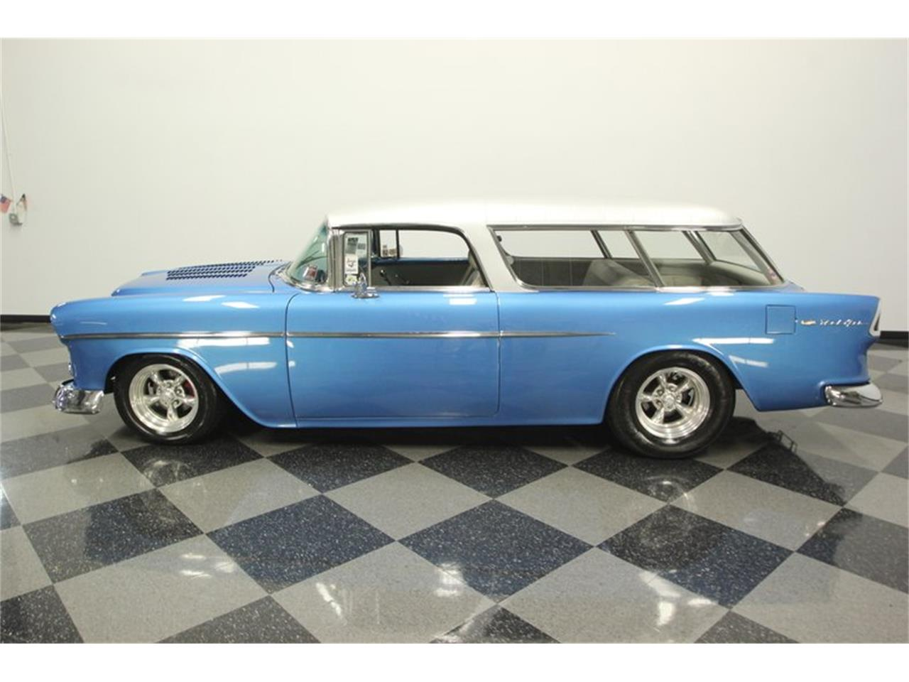 Large Picture of Classic '55 Chevrolet Nomad Offered by Streetside Classics - Tampa - QA9W