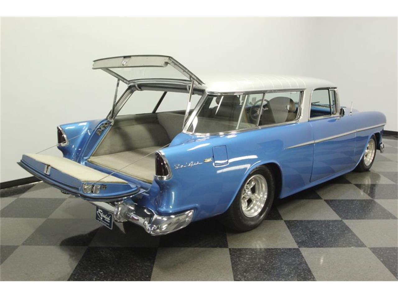 Large Picture of Classic 1955 Nomad Offered by Streetside Classics - Tampa - QA9W