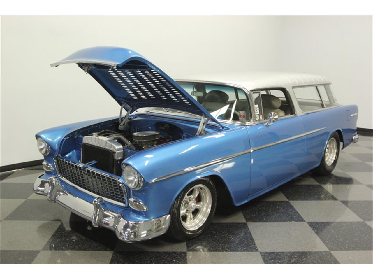 Large Picture of Classic '55 Chevrolet Nomad located in Lutz Florida - $64,995.00 - QA9W