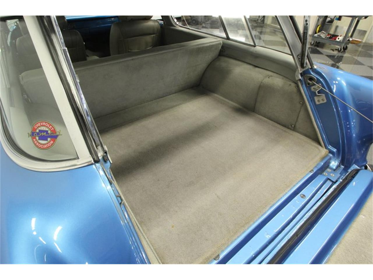 Large Picture of 1955 Chevrolet Nomad located in Florida - $64,995.00 Offered by Streetside Classics - Tampa - QA9W