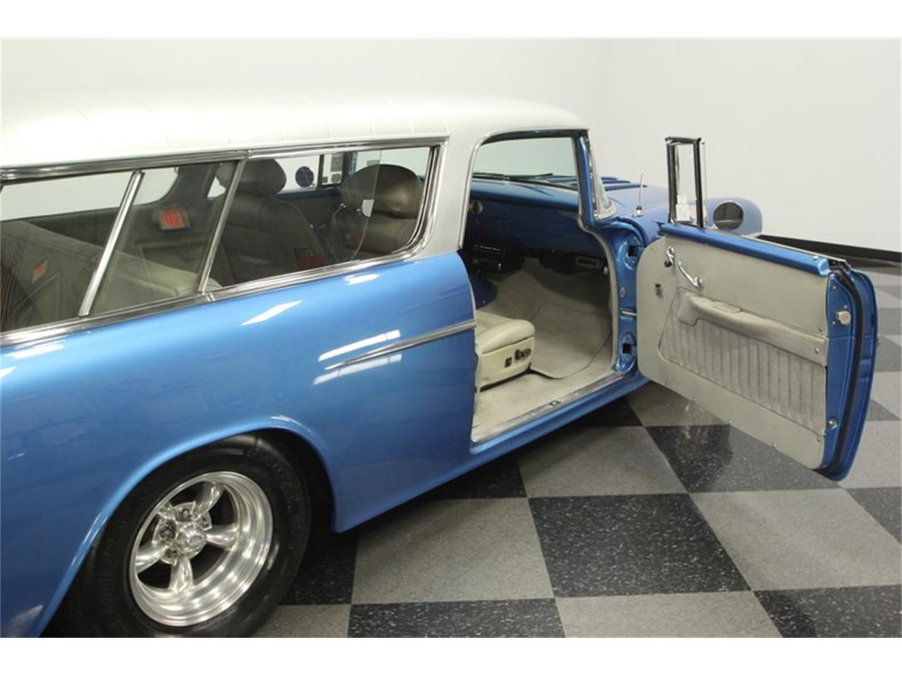 Large Picture of '55 Nomad - $64,995.00 Offered by Streetside Classics - Tampa - QA9W