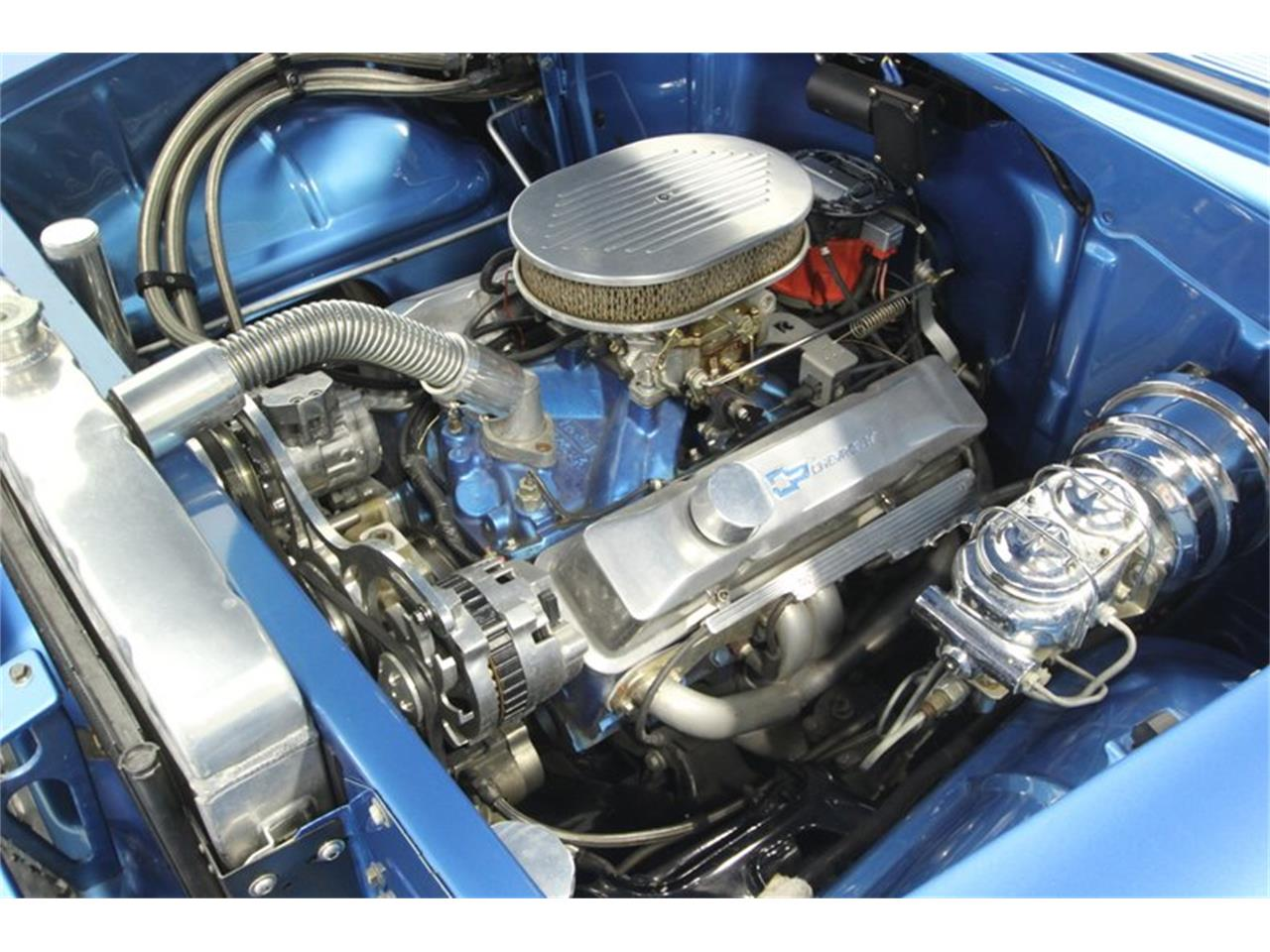 Large Picture of '55 Chevrolet Nomad Offered by Streetside Classics - Tampa - QA9W
