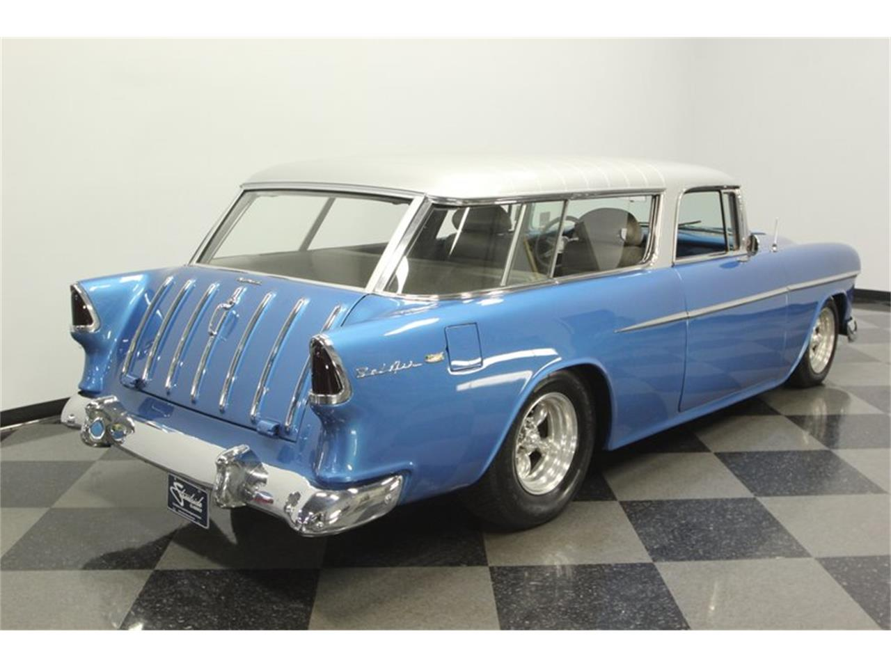 Large Picture of 1955 Chevrolet Nomad - $64,995.00 Offered by Streetside Classics - Tampa - QA9W
