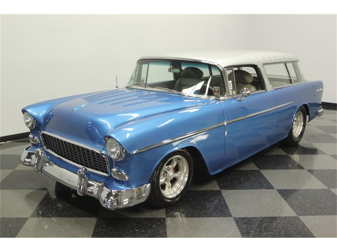 Large Picture of Classic '55 Nomad located in Florida - QA9W