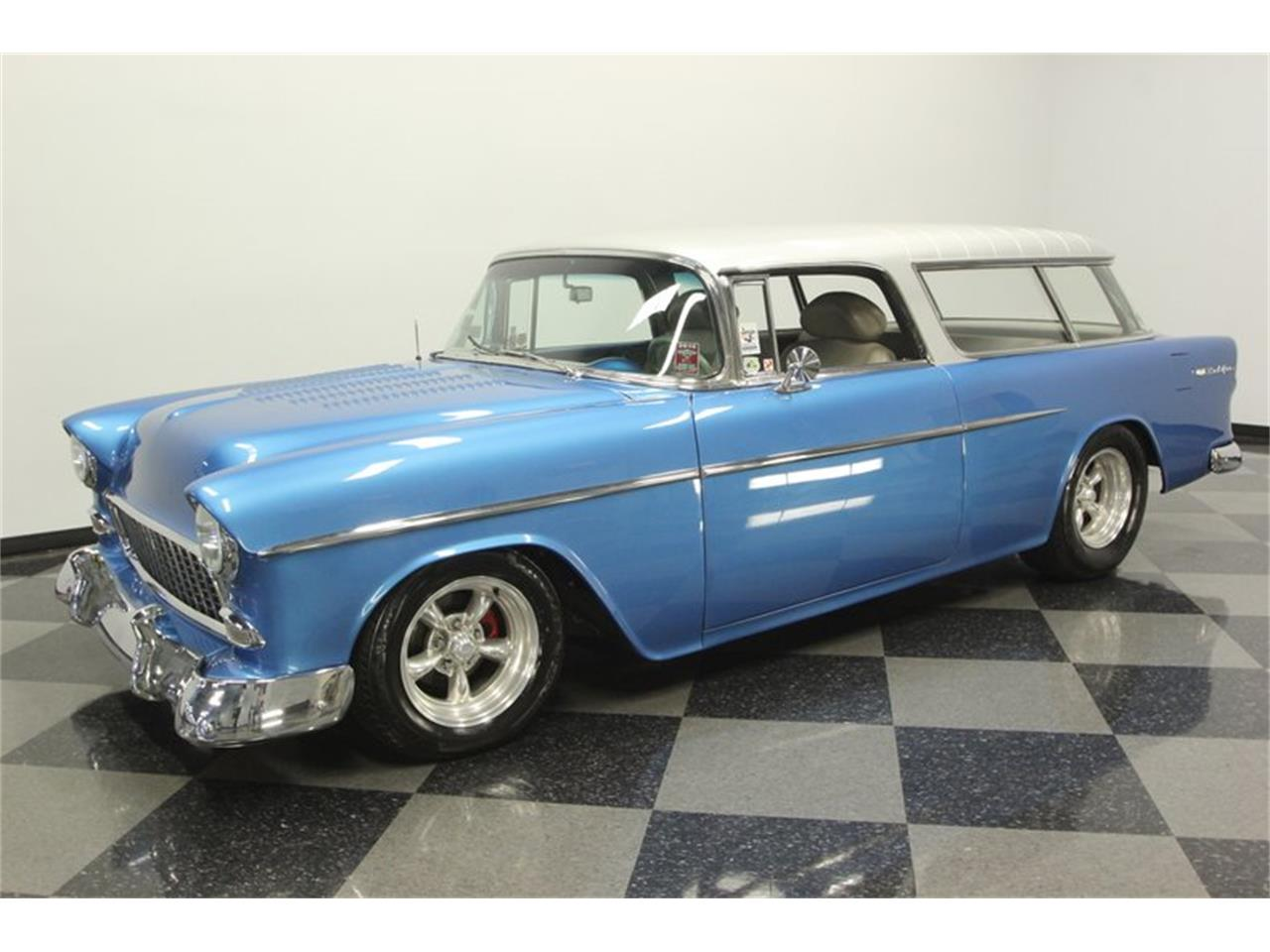 Large Picture of Classic '55 Chevrolet Nomad located in Lutz Florida - QA9W