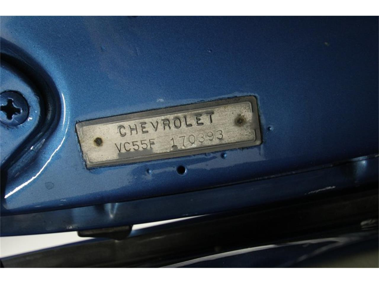 Large Picture of Classic 1955 Nomad located in Florida Offered by Streetside Classics - Tampa - QA9W