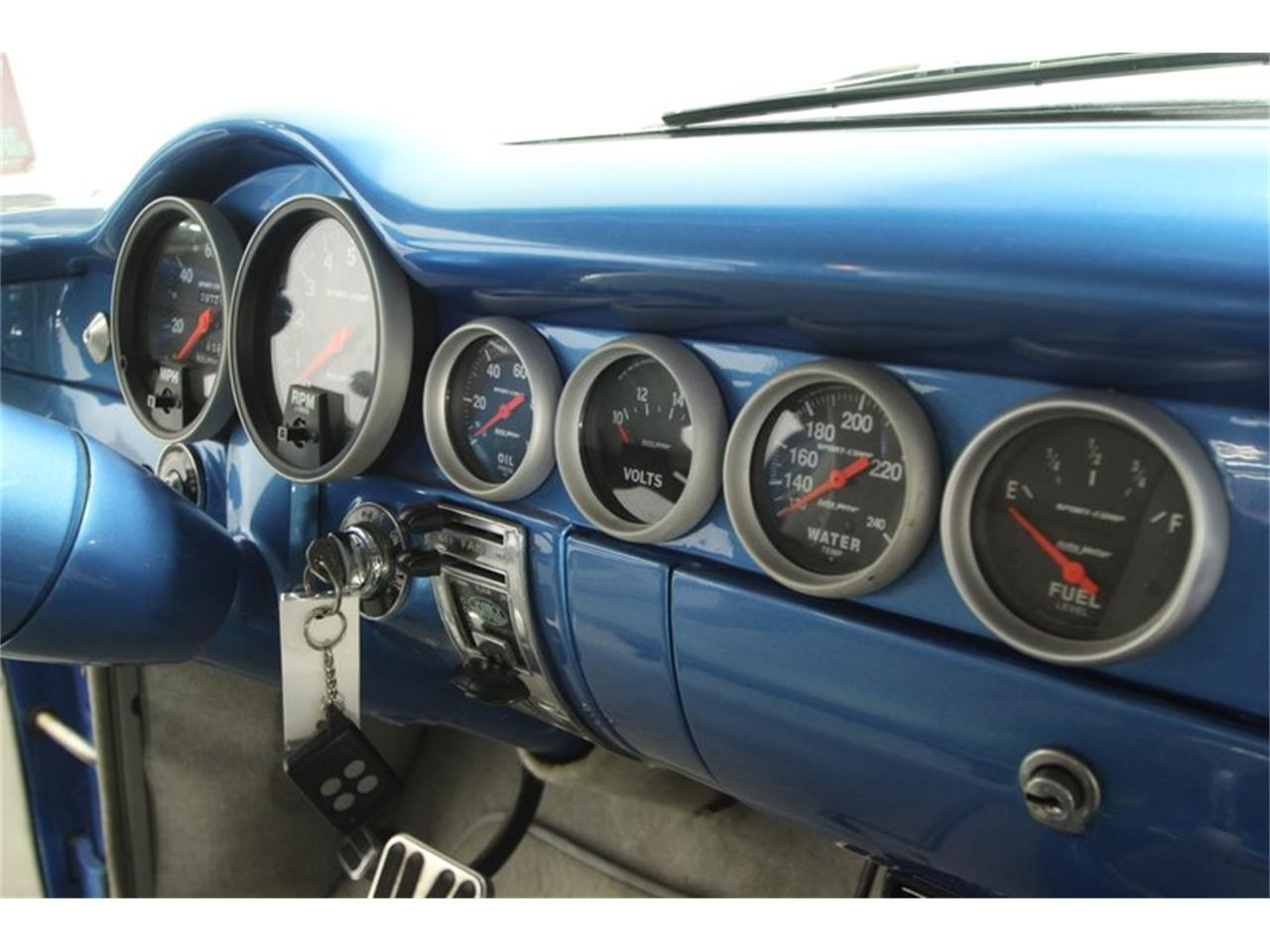 Large Picture of Classic '55 Chevrolet Nomad located in Lutz Florida - $64,995.00 Offered by Streetside Classics - Tampa - QA9W
