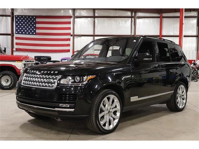 Picture of '14 Range Rover - QA9X