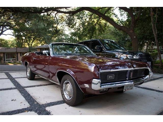 Picture of Classic '69 Cougar Offered by  - QAAK