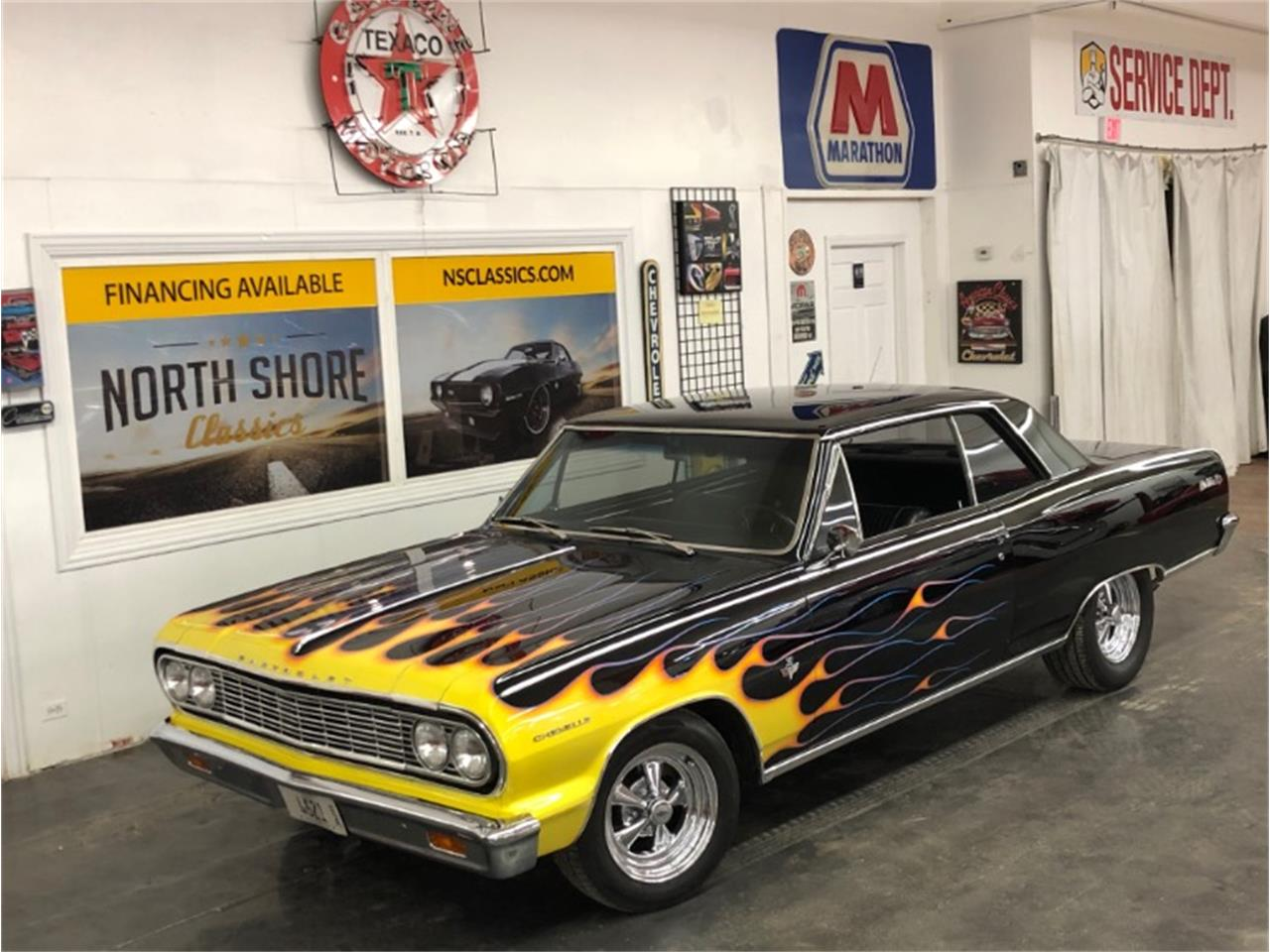 Large Picture of '64 Chevelle - QAAM
