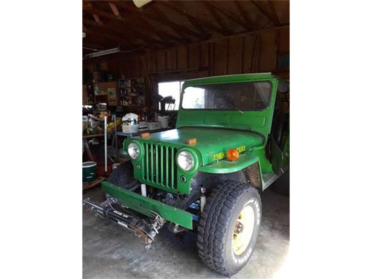 Large Picture of '46 Willys - Q5UO
