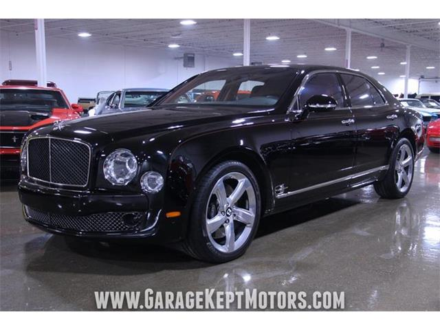 2016 Bentley Mulsanne S