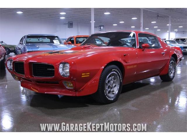 Picture of '73 Firebird - QAAT