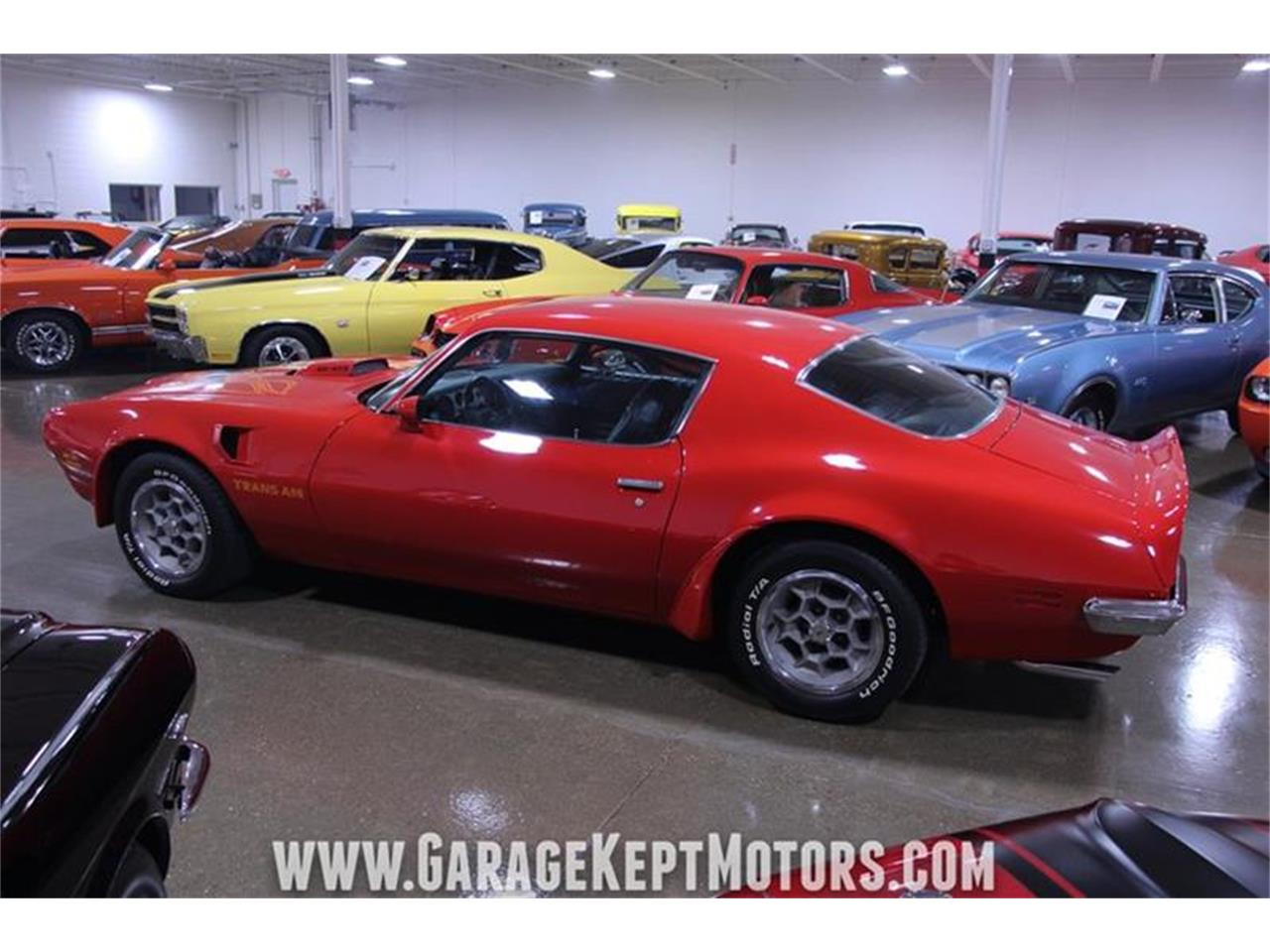 Large Picture of '73 Firebird - QAAT