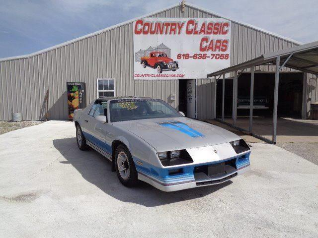 Picture of '82 Camaro - QAAW