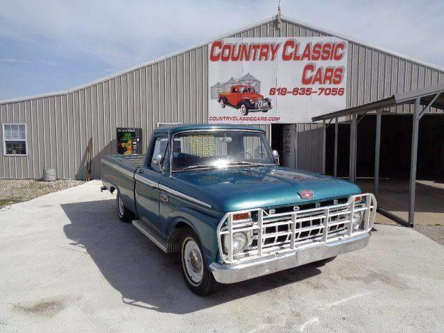 Picture of '65 F100 - QAAZ