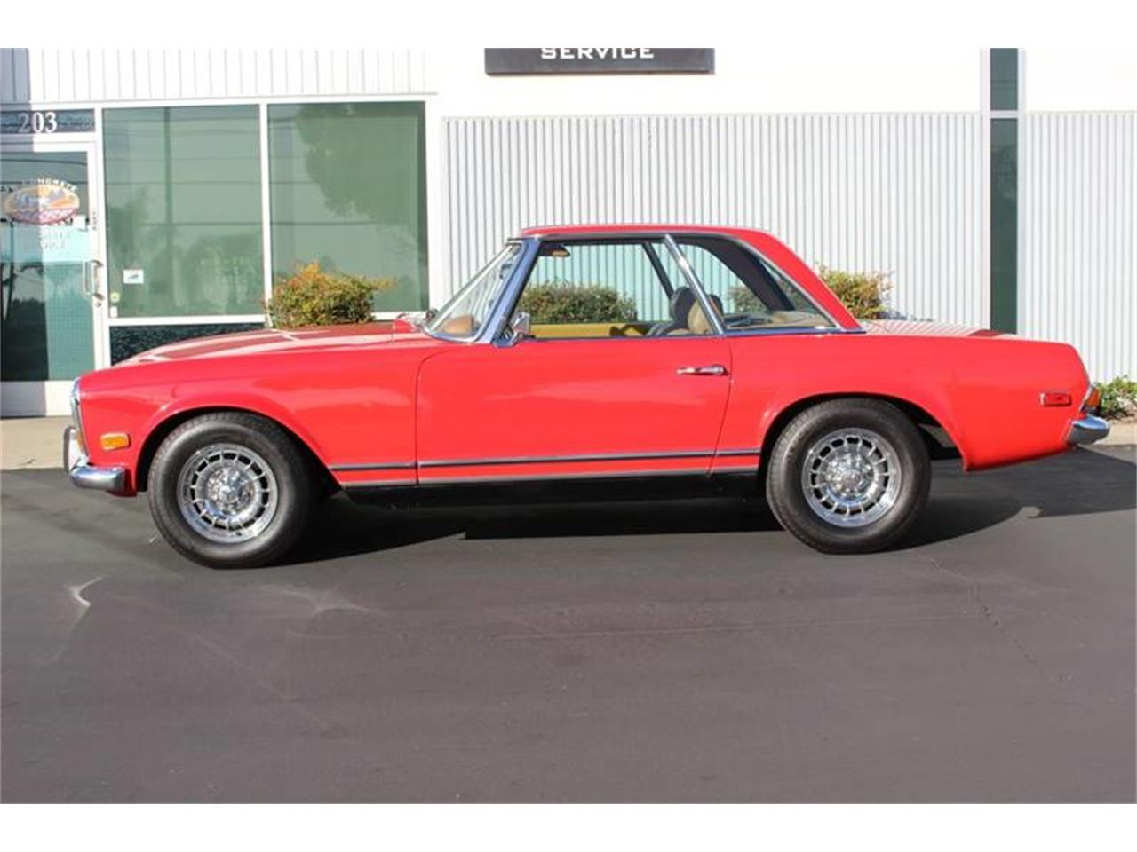 Large Picture of '70 280SL - QAB0