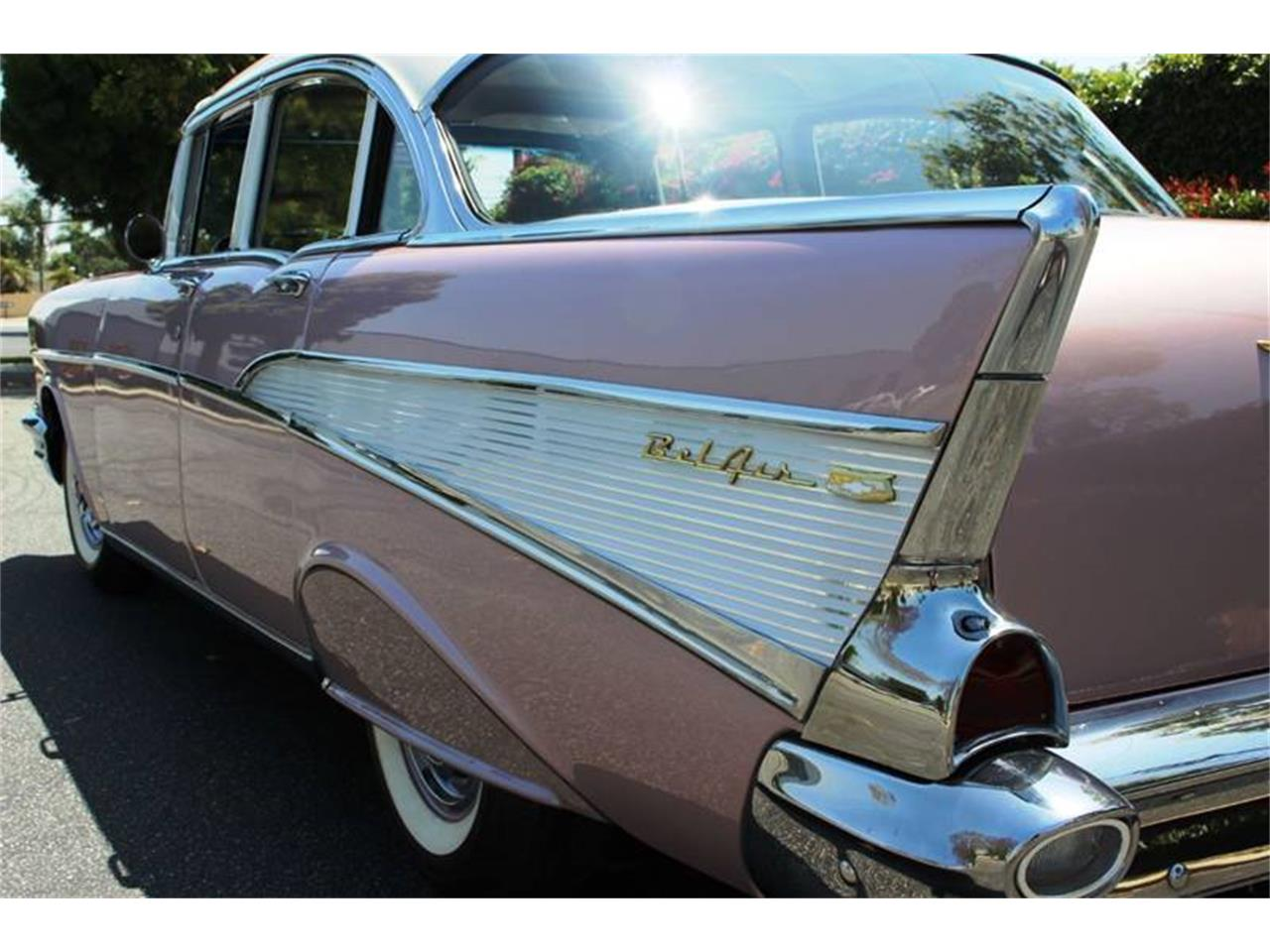 Large Picture of '57 Bel Air - QAB4