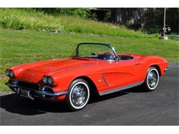 Picture of 1962 Chevrolet Corvette located in Clifton Park New York - $59,999.00 Offered by Prestige Motor Car Co. - QAB5