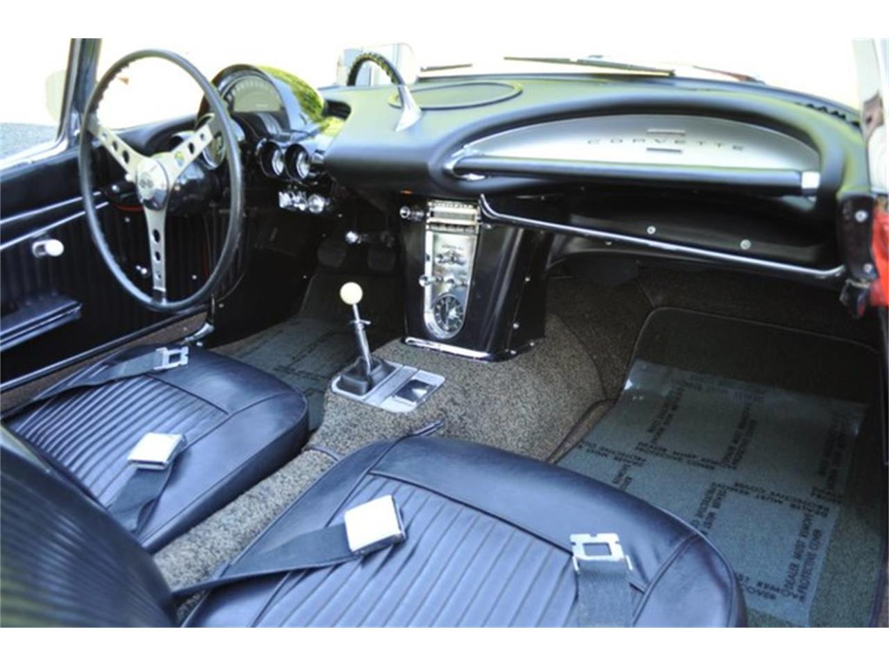 Large Picture of Classic '62 Chevrolet Corvette located in Clifton Park New York - $59,999.00 Offered by Prestige Motor Car Co. - QAB5